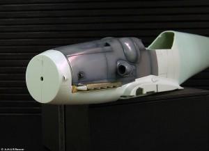 RP3204, RP3205 Bf109G корректирующие наборы для Revell с ФТД