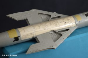 RC4832 Su-17M4/Su-22M4 Corrected Belly for Kitty Hawk 1/48